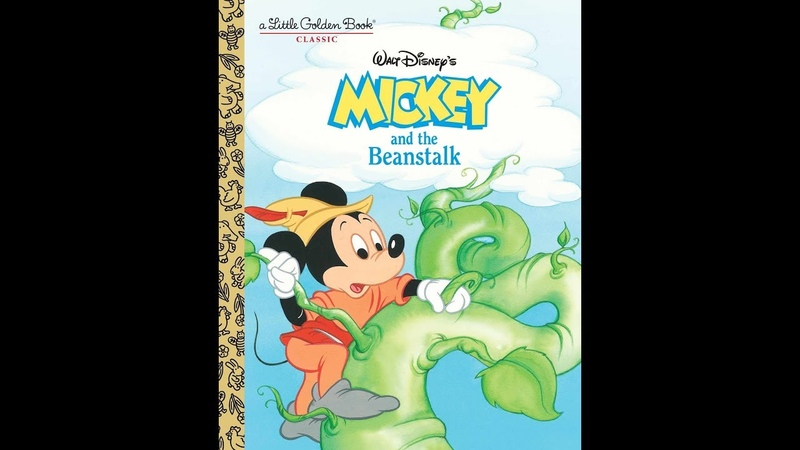 Disney Mickey and the Beanstalk I Little Ones Story Time Video Library