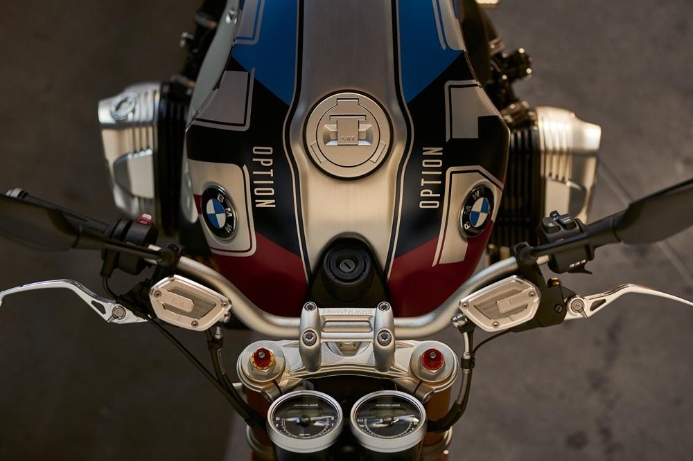 Расцветки Option 719 для BMW R nineT 2019