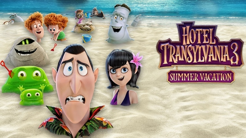 Монстры на каникулах 3 Море зовёт идем в кино смотреть обзор и моменты Hotel Transylvania 3