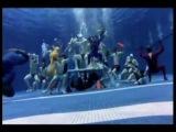 Harlem Shake (Гарлем Шейк)- маниакальный танец под водой