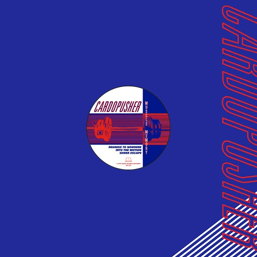 Cardopusher альбом Muscle Memory