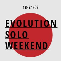 Evolution Solo Weekend 18-21/09
