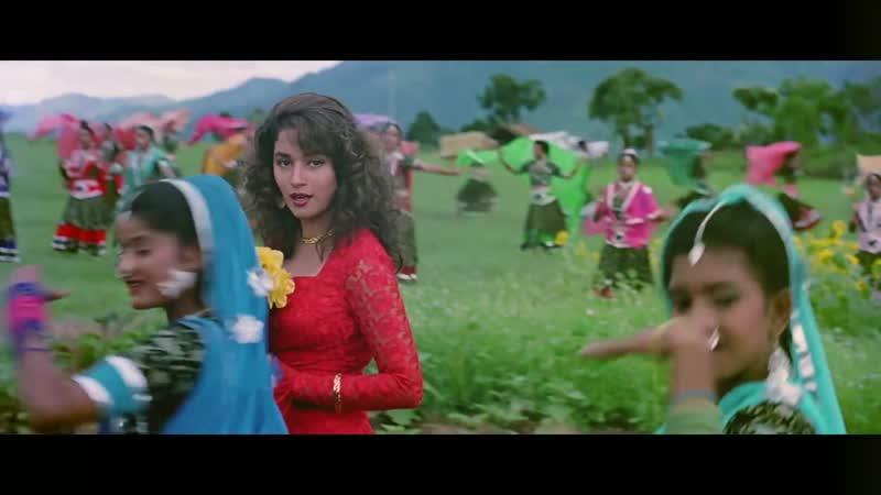 Yeh Mausam Ka Jaadu Hai Mitwa - Кто я для тебя / Hum Aapke Hain Koun 1994 (HD).