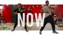 AFTRHRS x Kamari Lundon Now Choreography with CJ Salvador
