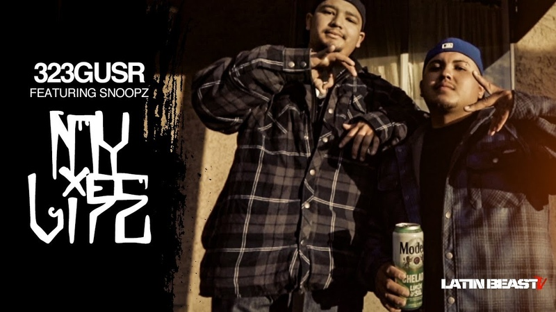 323 Gusr X Snoopz My Life Official Music Video 'BOYLE HEIGHTS'