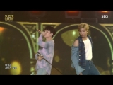PERF 180810 BTS - Airplane Pt.2 @ SBS Super Concert in Taipei