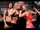 UFC 190 Weigh-Ins: Ronda Rousey vs. Bethe Correia