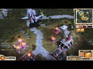 Red Alert 3 Uprising Король Монстров