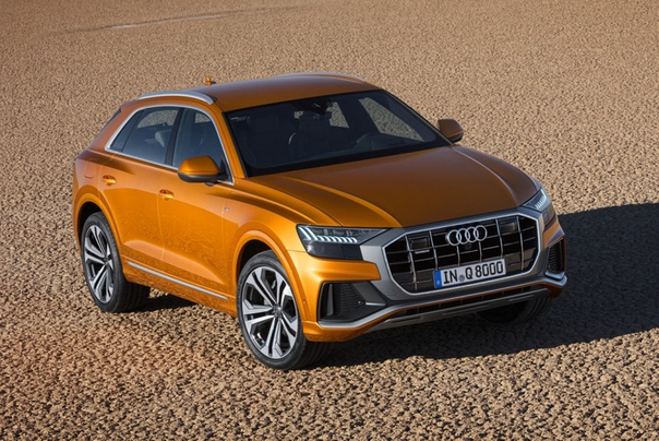 Дизельный Audi Q8 в России: объявлена цена Фото:компания AudiК единственной бензиновой модификации кроссовераAudi Q8на российском рынке добавлена дизельная версия с индексом 45 TDI.