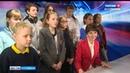 Во Всемирный день телевидения юные журналисты посетили ГТРК Тверь