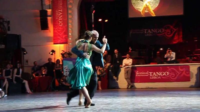 MARIANO OTERO E ALEJANDRA HEREDIA NO 11º FESTIVAL TANGO LISBOA - III