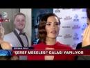 Şeref Meselesi Gala Gecesi ve Kırmızı Halıdan Kerem Bürsin (Kasım 2014)