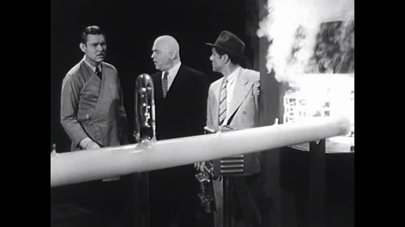 1950 Атомный Человек против Супермена Atom Man vs Superman 13 15