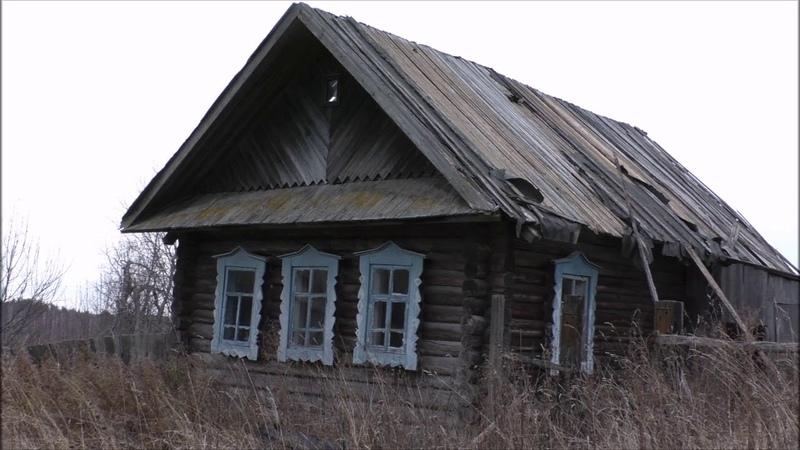 Ковалёнок Надежда В пустой деревне дом пустой
