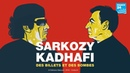 Des billets et des bombes : la BD choc qui revient sur l'affaire Sarkozy - Kadhafi