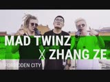 Mad Twinz x Zhang Ze - Forbidden city, Beijing, China