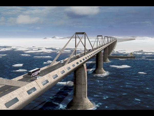 A Superhighway Across The Bering Strait Classic Documentary