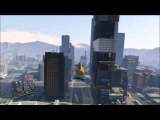 Типичные будни в GTA Online #1 -