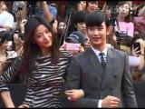[SSTV] 도둑들 레드카펫, 김수현 흥행공약