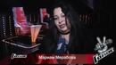 Мариам Мерабова - Последняя репетиция перед финалом [Голос-3 (Voice-3), Финал, 26.12.2014]
