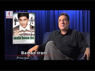 Main Hoon Na ¦ Making of Comedy Scenes ¦ Shah Rukh Khan, Sushmita Sen ¦ A Film By Farah Khan