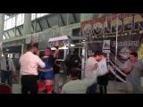 Тимур Гадиев, присед 450 кг на Золотом Тигре 2013 !