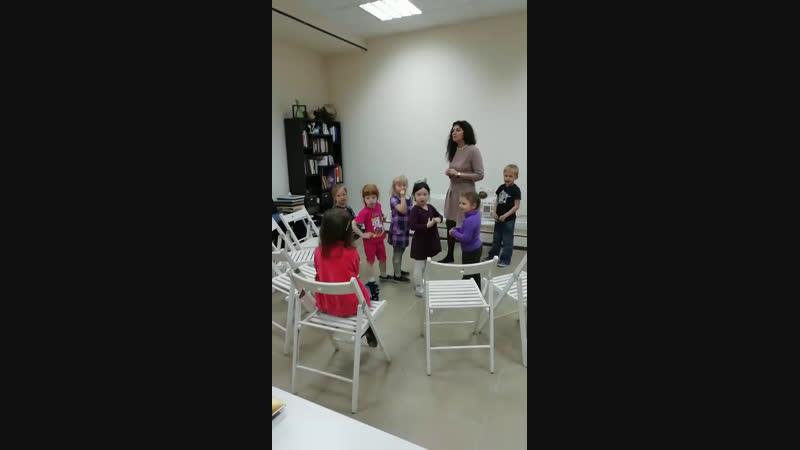 Актёрское мастерство для дошколят