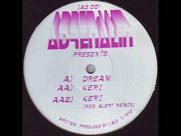 J.A.S - Dream - Adrenalin JAS001