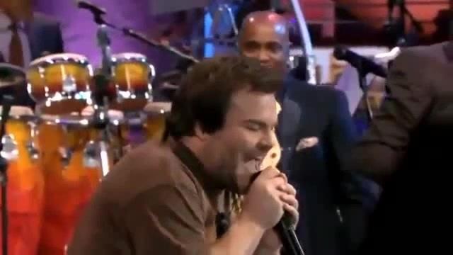 Джек Блэк поёт War Pigs