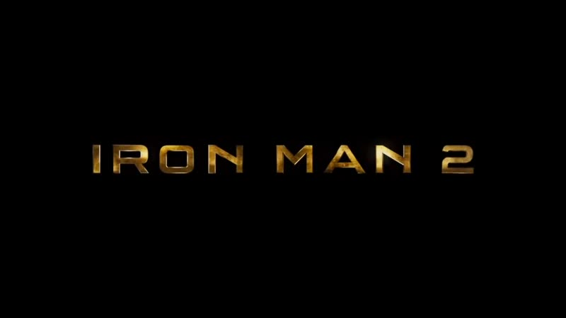 Iron Man 2 Entrance Scene Full HD Shoot to Thrill mp4