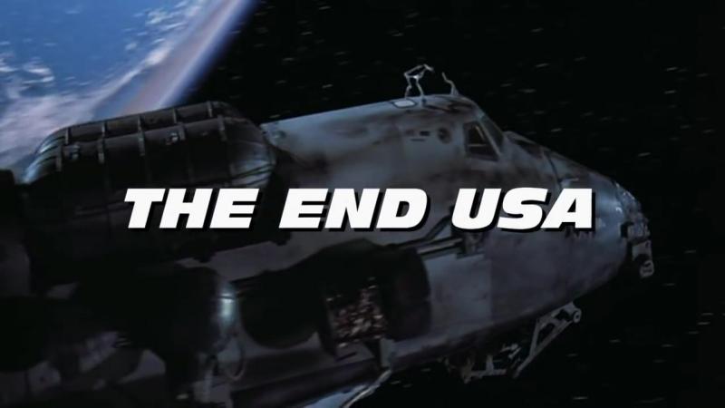 THE END OF USA - КОНЕЦ АМЕРИКИ