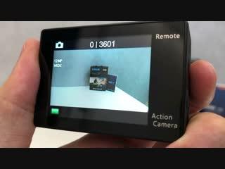 Распаковка и обзор камеры EKEN H9R