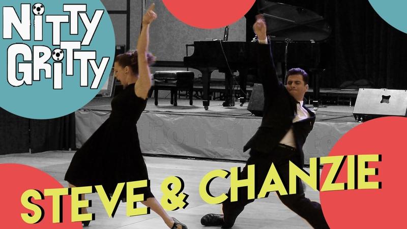 Stephen Sayer Chandrae Roettig Nitty Gritty DANCE Camp Hollywood 2015 *BEST QUALITY*