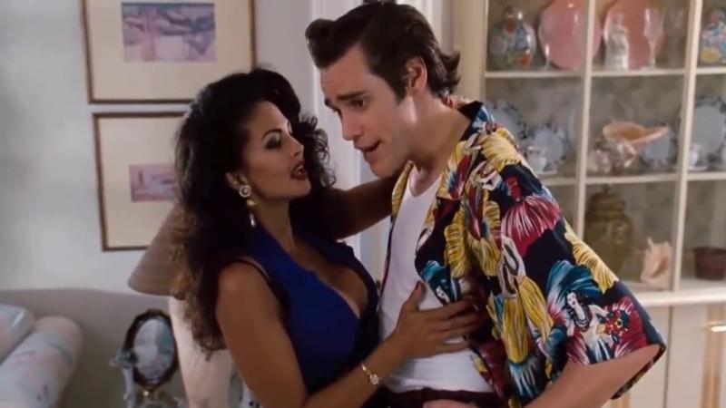Ace Ventura (Jim Carrey) EN KOMİK SAHNELERİ