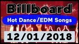 Billboard Top 50 Hot DanceElectronicEDM Songs (December 1, 2018)