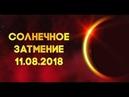 Солнечное затмение 11 августа что нельзя делать!