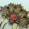 Креативные Wire wrap украшения из проволоки.