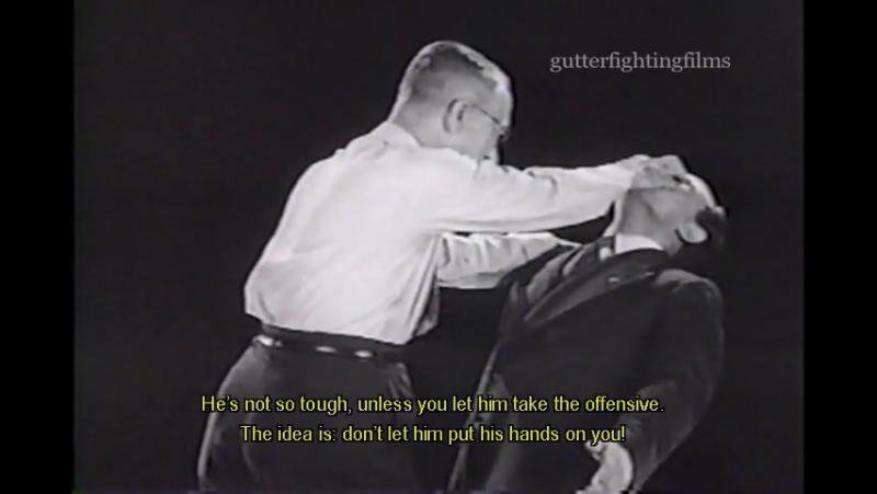 Уильям Фейрберн. Рукопашный бой