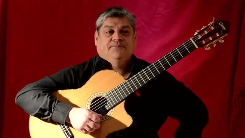 Juan Pablo Lopez plays Csardas Monty on guitar 1