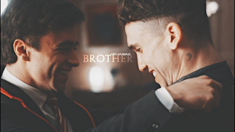 ✘Multifandom | I've got you brother