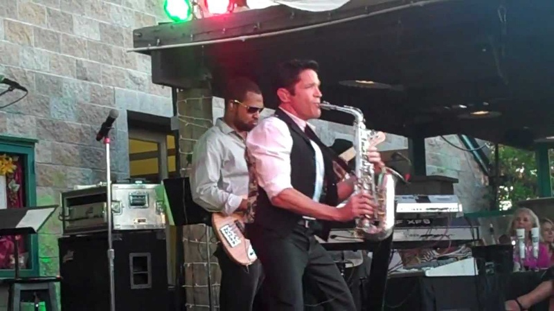 Dave Koz performs Honey Dipped Live at Thornton Winery