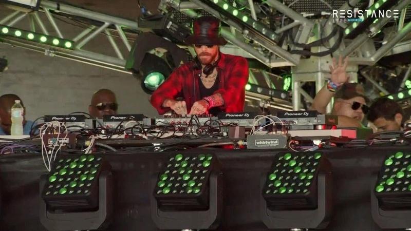 Art Department Live @ Ultra Music Festival Miami 2019 Carl Cox Megastructure