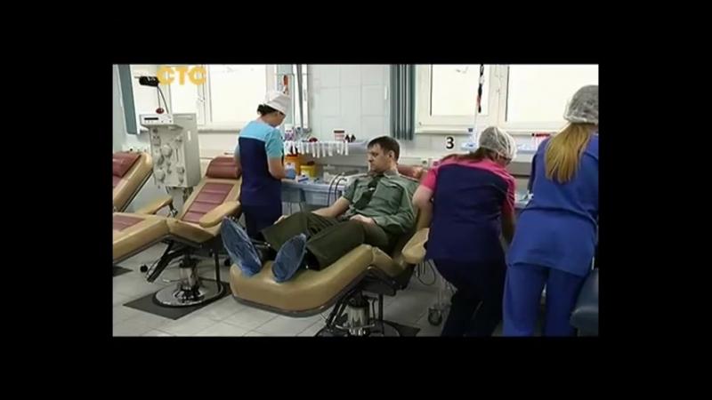 Военнослужащие и сотрудники югорской Росгвардии на пути к спасению жизни
