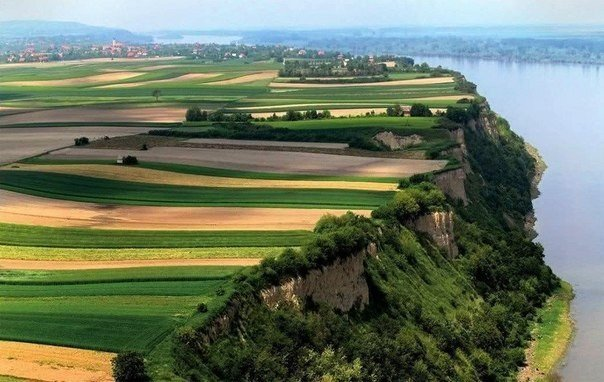 Правый берег реки Дунай, Сербия