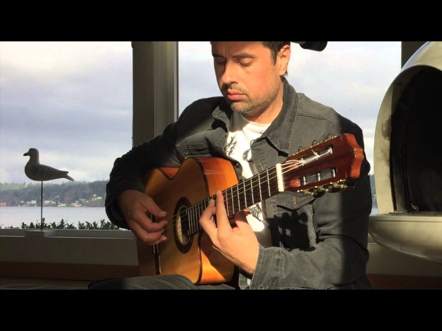Sammamish Caprice - Ben Woods - Spanish Flamenco Guitar (Zapateado) - Acoustic