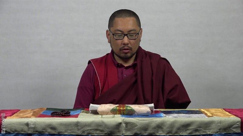 Майн 22-то, могой сарын 8-й хүхэ бар үдэр. Этигэл Хамба Ламын сургаал.