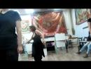 Сцена Лабиринт с новыми сольниками богов Египта: Тот, Аммат, Хор