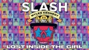 SLASH FT. MYLES KENNEDY THE CONSPIRATORS - Lost Inside The Girl Full Song Static Video