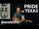 Billionaire Pride Of Texas Danelectro Overdrive Pedal Demo