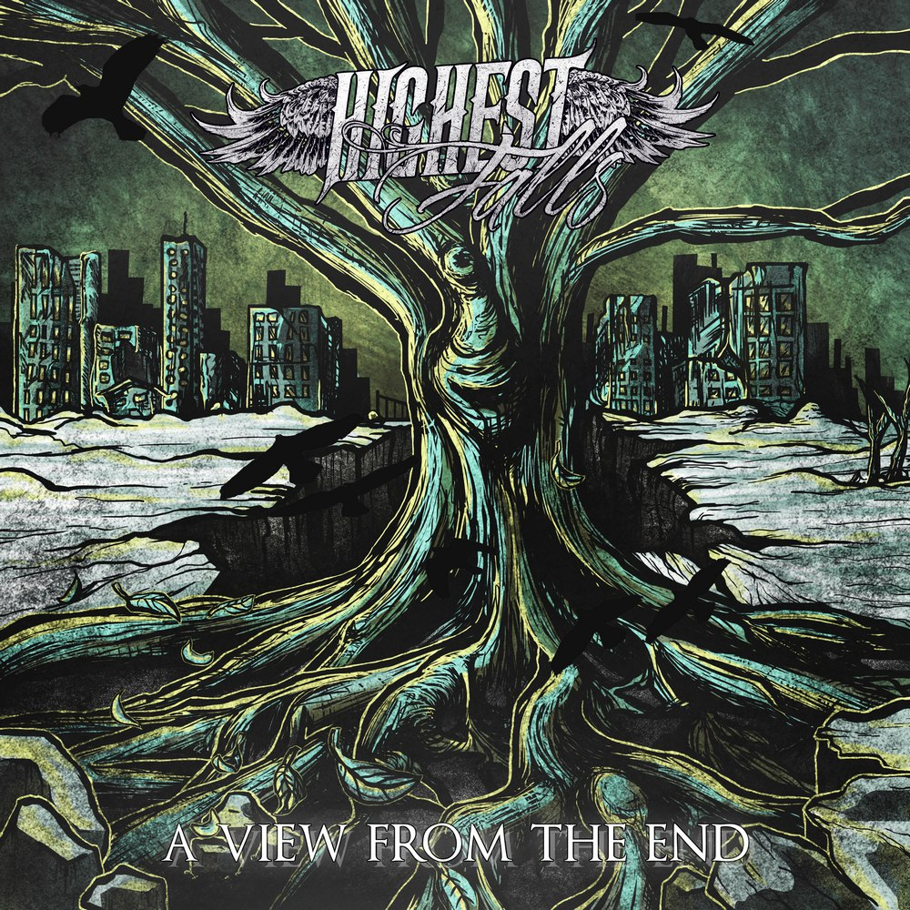 Highest Falls - A View From The End (EP) (2016)